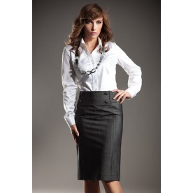NIFE košile dámská K21 bílá