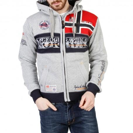 GEOGRAPHICAL NORWAY mikina pánská FLYER MEN