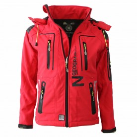 GEOGRAPHICAL NORWAY bunda dámská TEHILA LADY 005 softshellová