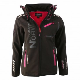GEOGRAPHICAL NORWAY bunda dámská REVEUSE LADY 007 softshell