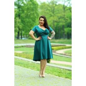 KARTES MODA šaty dámské KM303-5PS nadměrná velikost