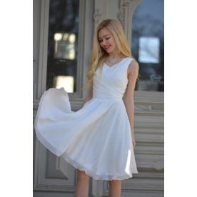 KARTES MODA šaty dámské KM227-6 šifónové