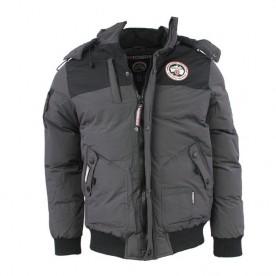 GEOGRAPHICAL NORWAY bunda pánská VOLVA MEN JKT 005 prošívaná